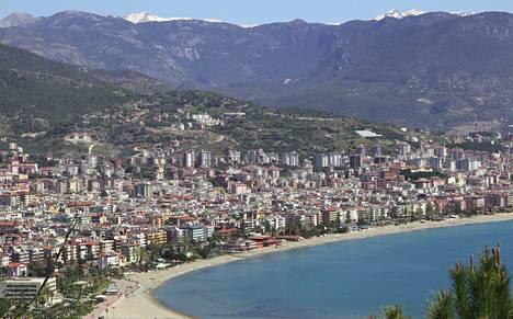 Turkin Alanyaan pääsee perhelomalle 2280 eurolla.