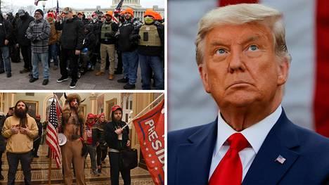 Donald Trump turvautui kampanjassaan esimerkiksi disinformaation levittämiseen, äänestämisen vaikeuttamiseen, uhkailun ja väkivaltaan sekä puolueensisäiseen painostukseen.