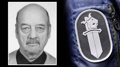 Poliisi kaipaa havaintoja Oulussa kadonneesta Pentti Vahtolasta.