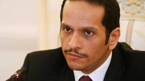 Mohammed bin Abdulrahman bin Jassim Al-Thani uskoo hakkereiden lietsoneen poliittista kriisiä.