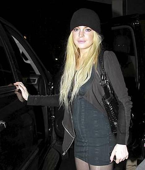 Lindsay Lohan sanoo saaneensa tarpeekseen pintaliitoelämästä.