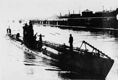 UC-57 oli yksi tehokkaimpia ja uusimpia Saksan keisarillisen laivaston sukellusvenetyyppejä I-maailmansodassa. Marraskuussa 1917 sitä käytettiin uhkarohkeaan operaatioon sabotaasiretkikunnan ujuttamiseen miinakenttien ja sukellusveneverkkojen läpi Suomenlahden pohjukkaan.