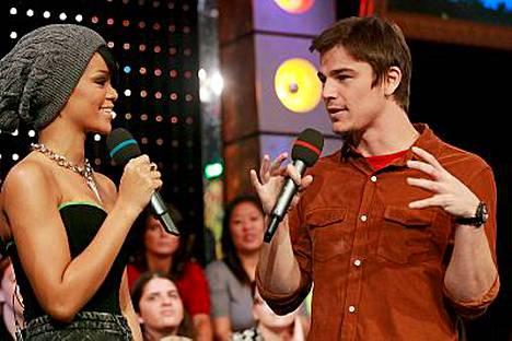 Rihanna ja Josh Hartnett ovat pari.