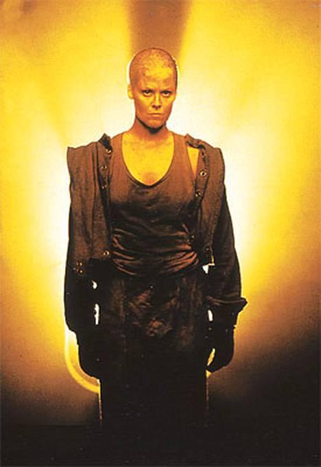 Sigourney Weaver on tähdittänyt kaikkia neljää Alien-leffaa.