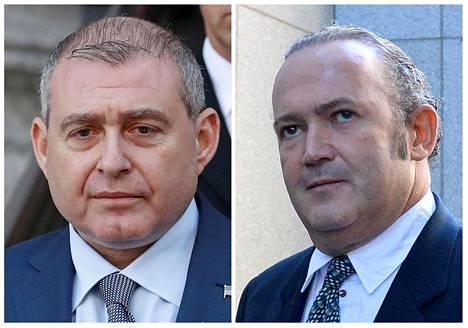 Lev Parnas (vas.) ja Igor Fruman pidätettiin lokakuun alkupuolella Dullesin kansainvälisellä lentokentällä Washingtonissa, kun he yrittivät poistua Yhdysvalloista.