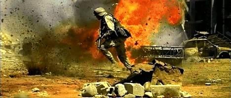 Isku Mogadishuun (engl. Black Hawk Down) on Ridley Scottin ohjaama elokuva amerikkalaisjoukkojen katastrofista.