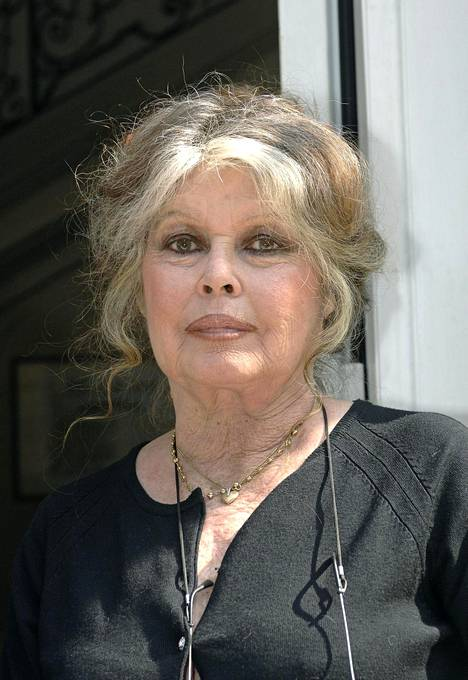 Brigitte Bardot vuonna 2014. Nyt hän on 84-vuotias.