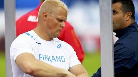 Tuomas Seppänen ei selvinnyt Suomen olympiajoukkueeseen.