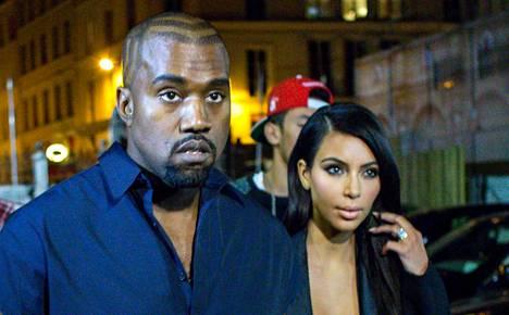 Kanye Westin ja Kim Kardashianin eroa on ruodittu mediassa jo kuukausien ajan.