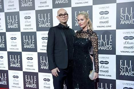 Anne ja Joni Kukkohovin liitto päättyi viime vuonna eroon.