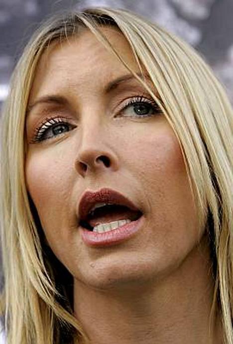 Paul McCartneyn ex-vaimo Heather Mills kiukutteli tuottajille ja lähenteli Donald Trumpia.