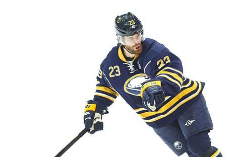 Ville Leinon viimeinen NHL-seura oli Buffalo Sabres.