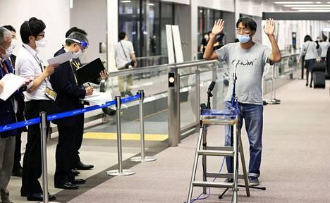 Yuki Kitazumi pääsi vapaaksi toukokuussa. Hänet karkotettiin Myanmarista.