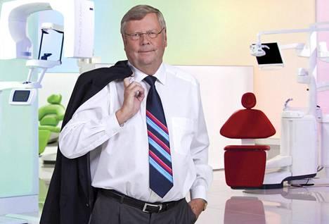 Planmecan perustaja ja toimitusjohtaja Heikki Kyöstilä.