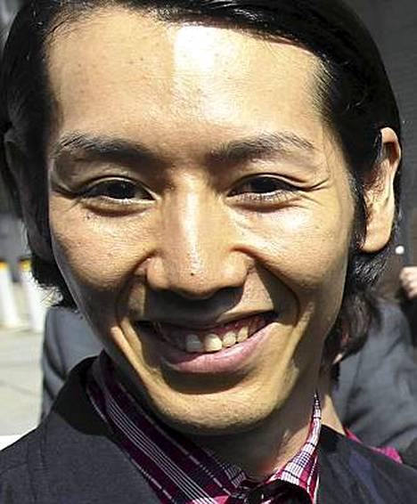 Takeru Tsunami Kobayashi