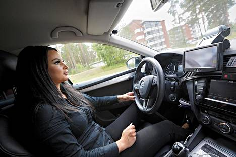 Taksiuudistus ei miellyttänyt Katia, niinpä hän päätti lopettaa.