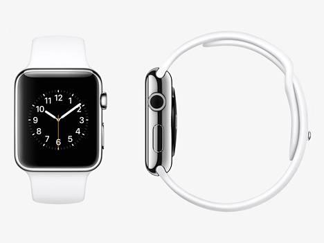Luksuskelloyhtiöitä johtava Jean-Claude Biver väittää Applen kellon näyttävän siltä, kuin sen olisi suunnitellut ensimmäisen vuoden opiskelija.