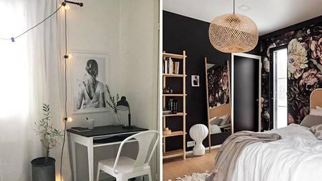 Suomalaiset sisustajat esittelevät kotiensa katseenvangitsijat, kauniit valaisimet. Poimi joukosta ideat omaan kotiisi.