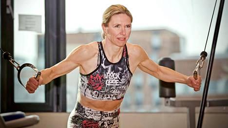 Mervi Forsströmin elämänmuutos vei 30 kiloa.