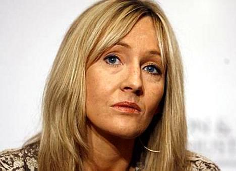 Harry Potter -kirjailija J.K.Rowling sijoittui 48:nneksi.