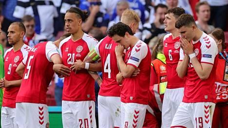 Christian Eriksenin sydänpysähdys järkytti lauantaisessa EM-ottelussa Tanskan ja Suomen välillä.