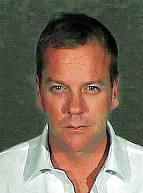Kiefer Sutherland tuomittiin joulukuussa 2007 vankilaan rattijuopumuksesta.