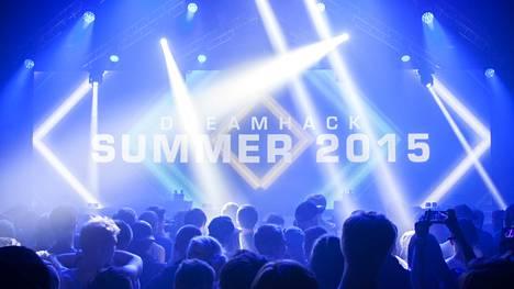 DreamHack Summer 2015 -tapahtuma järjestettiin jälleen kerran Jönköpingissä.