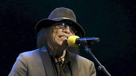 Yhdysvaltalainen muusikko Rodriguez on pääosassa Searching for Sugar Man -dokumentaarissa.