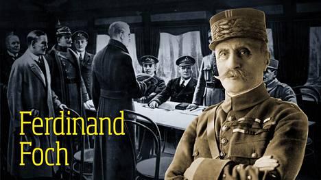 Marsalkka kosti Ranskan nöyryytykset Saksalle.