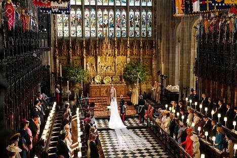 Prinssi Harry ja herttuatar Meghan saivat vierailta lupauksen.