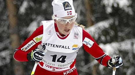 Kristin Störmer Steira ei saa kilpailla tulevana viikonloppuna.