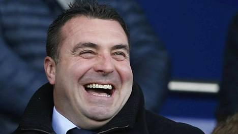 David Unsworth on Evertonin väliaikaisluotsi.