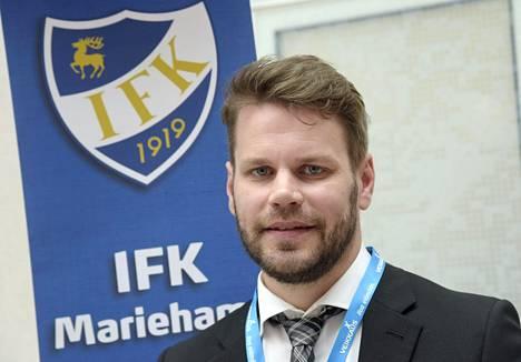 Peter Lundberg kantaa IFK Mariehamnin valmennusvastuuta.