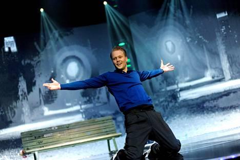 Dennis Nylund kokee itsensä nykyään ehdottomasti enemmän näyttelijäksi kuin tanssijaksi, vaikka hänellä on pitkä historia myös tanssin parissa.