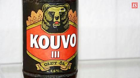 2007: Kouvolan paikallinen olut.