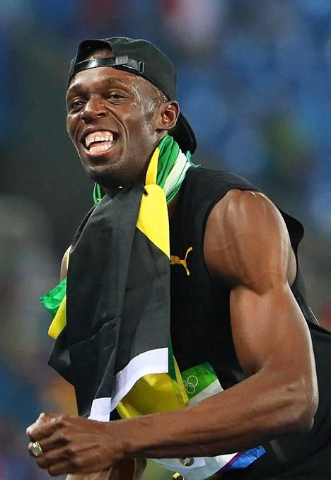 """Usain Boltin mainosarvo on kiistaton. """"Bolt on mainosmiesten unelma. Brändit ovat kiinnostuneita saamaan osansa hänestä nyt, kun ura on loppupuolella. Jäähyväiskiertue toisi hänelle omaisuuden"""", markkinointifirma Fast Trackin työntekijä Paul Garbett on todennut brittilehti The Sunille."""