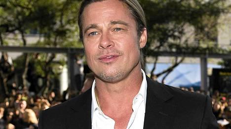 Brad Pitt on ylpeä uudesta elokuvastaan 12 Years a Slave. Hän kuitenkin toivoo, että lapset katsovat sen vasta hieman vanhempana.