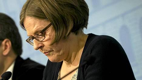 Heidi Hautala erosi kehitysministerin tehtävistä viime perjantaina.