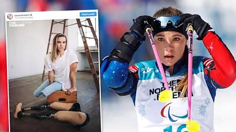 Oksana Masters kuuluu Yhdysvaltain parhaimpiin paraurheilijoihin ja edusti maataan muun muassa Pyeonchangissa sekä maasto- että ampumahiihdossa.