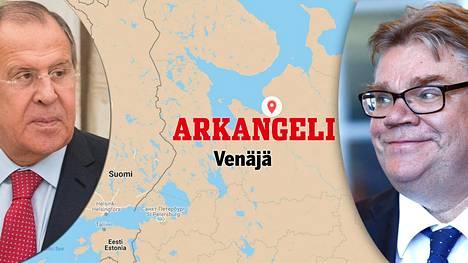 Ulkoministerit Lavrov ja Soini tapaavat Arkangelissa keskiviikkona alkavan Barentsin euroarktisen neuvoston ministeritapaaminen yhteydessä.