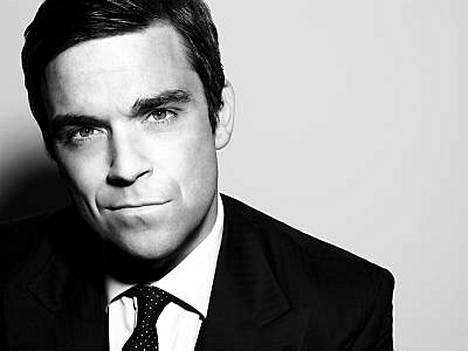 Robbie Williams on viime aikoina nähty varsin rähjäisenä, mutta uuden tulemisen myötä ulkonäköäkin on siistitty.