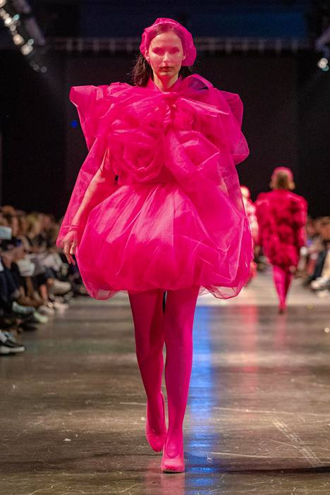 Janette Friis, MA Graduate collection