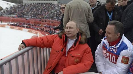 Venäjän presidentti Vladimir Putin ja urheiluministeri Vitali Mutko ovat järkyttyneitä CAS:n päätöksestä.