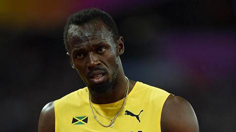 Usain Boltin ura päättyi loukkaantumiseen Lontoon MM-kisojen pikaviestissä.