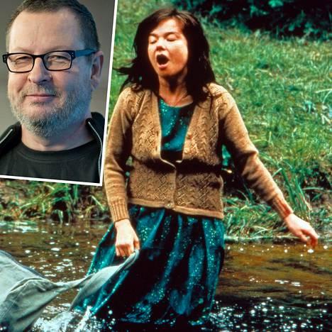 Björk tähditti Lars von Trierin ohjaamaa musikaalia Dancer in the Dark. Björk on väittänyt, että von Trier lähenteli häntä toistuvasti seksuaalisesti.
