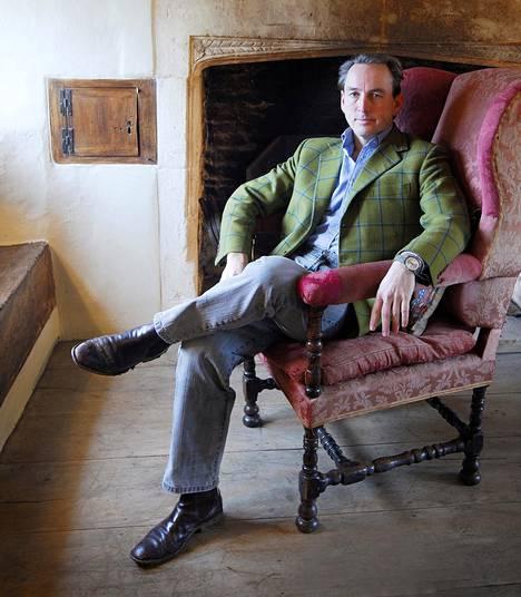 Philip Mould on Taidetutkimukset-ohjelman asiantuntija.