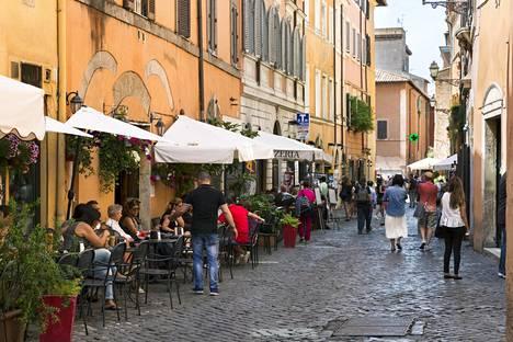 Rooma viehättää monia. Matkablooggaja ei kuitenkaan innostunut.