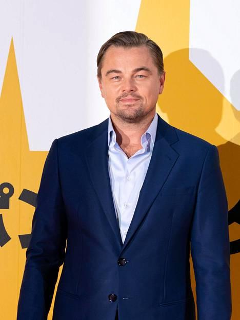 Leonardo DiCaprio on kiistänyt Brasilian presidentin syytökset.