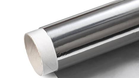 Alumiinifolio on kodin ihmeidentekijä.