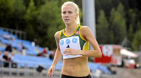 Sandra Erikssonilla todettiin mykoplasma.